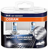 Osram H4 Night Breaker Unlimited 12V 60/55W