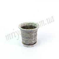 Горшок керамический для пересадки цветов  Колокольчик 1,7 л
