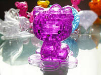 3D пазл Crystal Puzzle - Hello Kitty Код:6460489