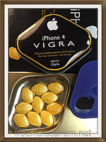 ПРЕПАРАТ ДЛЯ ПОТЕНЦИИ IPHONE 4 VIGRA,10 ТАБ