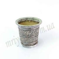 Горшок керамический для пересадки цветов  Колокольчик 3,4 л