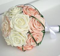 Свадебный букет - Нежность