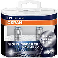 Osram H1 Night Breaker Unlimited 12V 55W