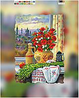 """Схема для вышивки бисером на подрамнике (холст) """"Украинский натюрморт"""""""