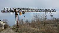 Кран козловой ККС 10тн. 32м