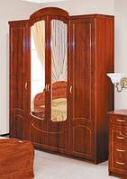 Шкаф Камелия глянцевая (Світ Меблів TM)