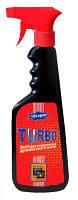TURBO средство для очистки стекол духовых шкафов и каминов 450мл (4820178061094)