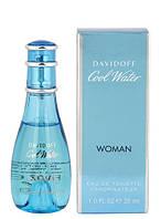 DAVIDOFF COOL WATER 30 ml Туалетная вода (оригинал подлинник  Франция)
