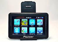 Автомобильный GPS навигатор Pioneer 430M-BT, навигатор Pioneer 4.3 дюйма, навигатор пионер в авто