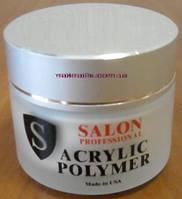 Акриловая пудра камуфлирующая розовая (персиковая ) Salon Professional  100гр (США)