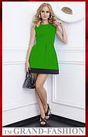 """Платье """"Odry""""  цвет зелёный"""