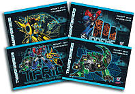 Альбом для рисования Transformers Kite 24 листа