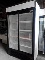 Шкаф холодильный  двойной б\у на 800 л