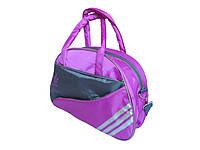 Спортивная сумка Adidas цвета фуксии