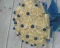 Свадебный букет - розы