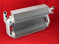Теплообменник Ferroli Domicompact 24 кВт (короткий)