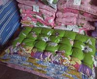 Ватный матрас в детскую кроватку 140*60 см, фото 1