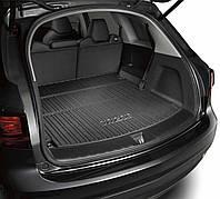 Acura MDX 2017 складной коврик резиновый в багажник новый оригинал