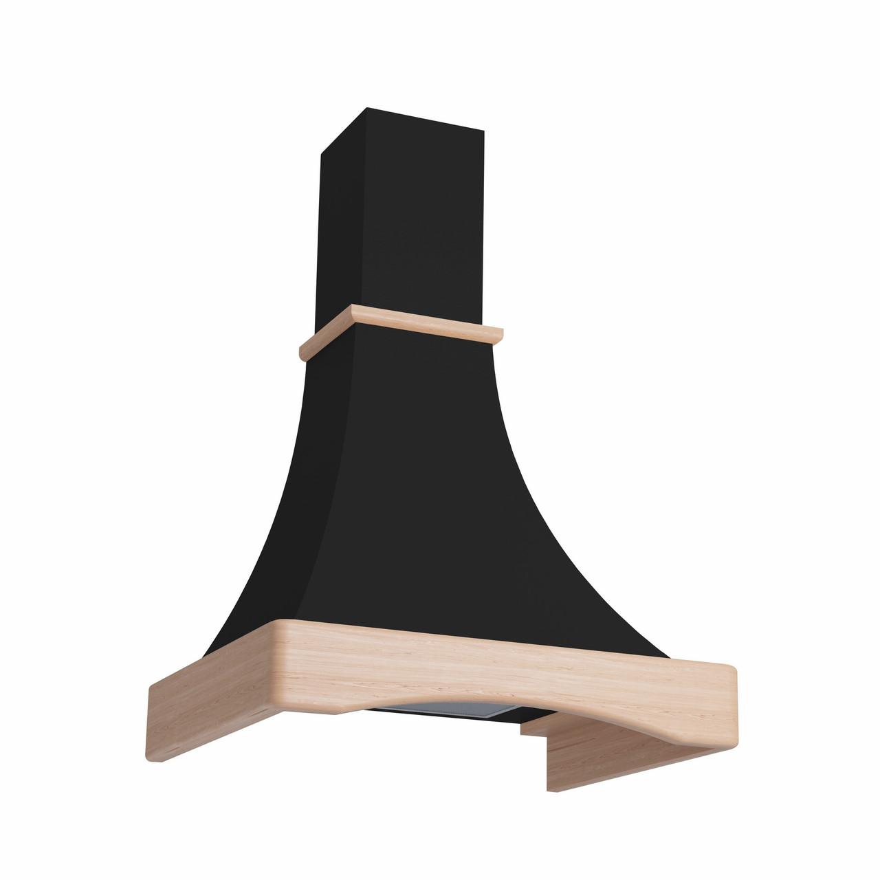 Витяжка кухонна ELEYUS Piano 1000 LED SMD 60 N BL