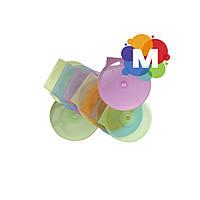 Бокс Shell-1 цветной (микс 5 цветов)