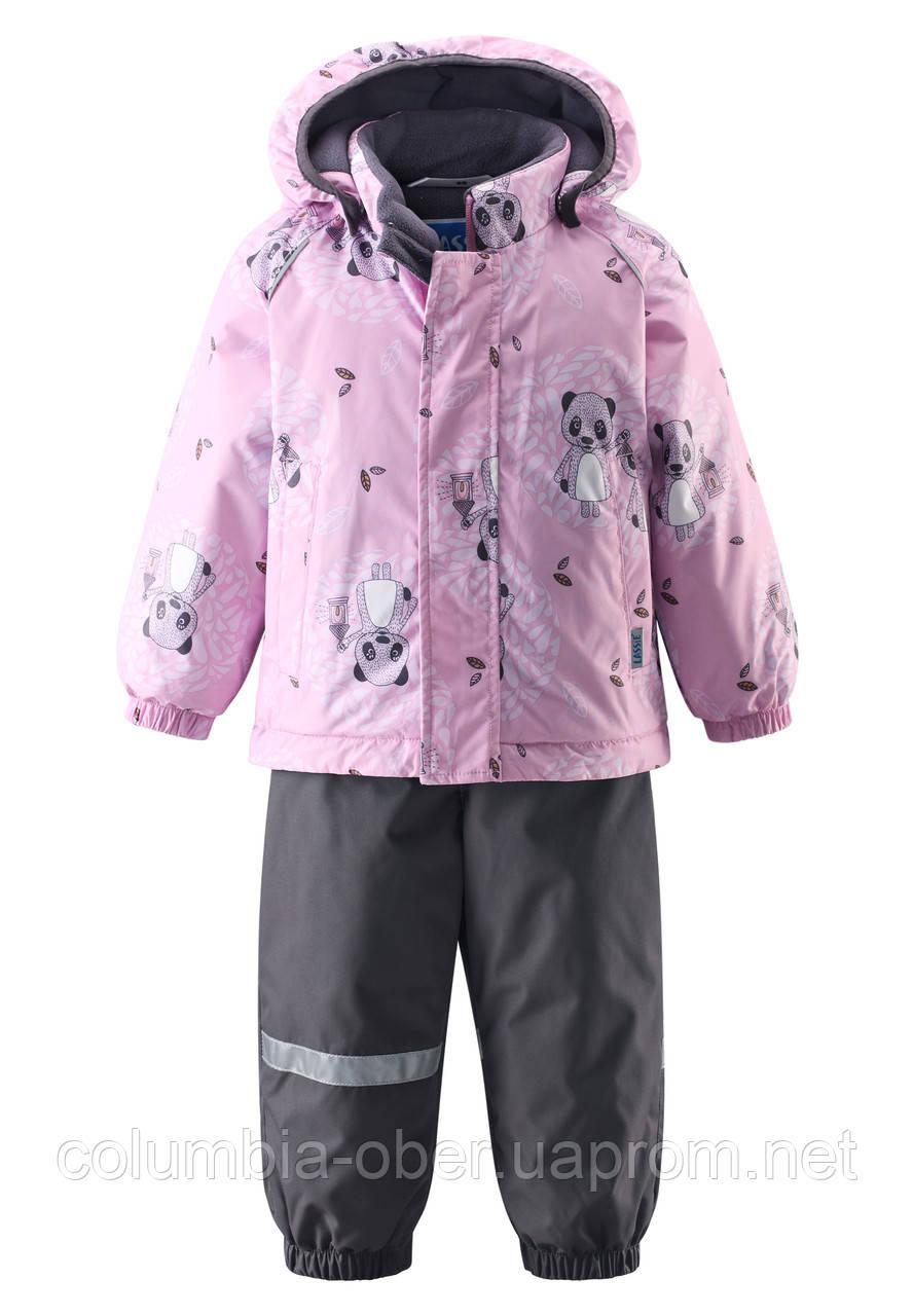 Детский зимний костюм для девочек Lassie by Reima 713694 - 5121.  Размер 80.