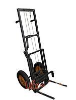 Апилифт — пасечная тележка-подъемник, усиленные колёса с подкачкой У