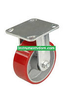 Колесо 570125 с неповоротным кронштейном (диаметр 125 мм)
