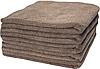 Набор махровых полотенец 70х140 -5шт. LOTUS  Basic  кофейное