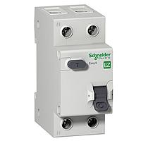 Дифференциальный автоматический выключатель Schneider Electric Easy9, 16A, 1P+N, 30 mA