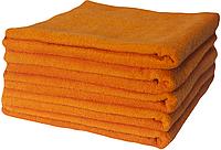 Набір махрових рушників 70х140 -5шт. LOTUS Basic помаранчеве, фото 1