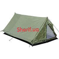 Палатка двухместная Max Fuchs Minipack Olive 32123B