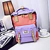 Молодежная сумка-рюкзак, фото 2