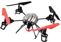 Квадрокоптер на радиоуправлении с подъёмный краном WL Toys V999 Rescue (мультикоптер)