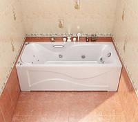 Ванна акриловая Тритон Джулия 1600х700х560 (ванна + каркас + лиц.экр. + слив-перелив)