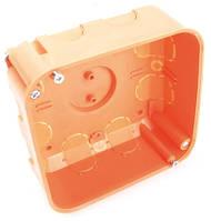Коробка распределительная,под гипсокартон HWAK100