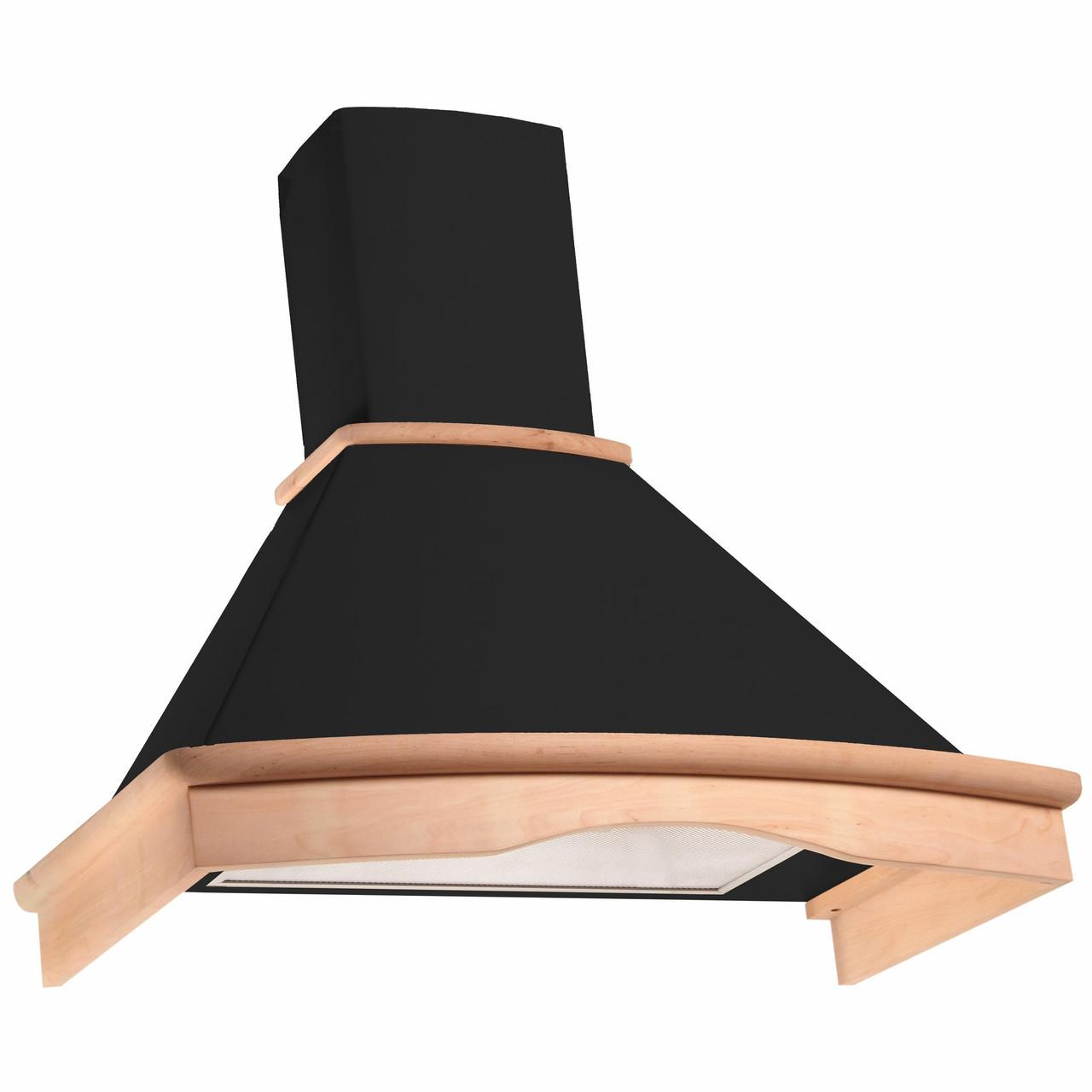 Витяжка кухонна ELEYUS Tempo 1000 LED SMD 90 N BL