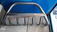 Защита переднего бампера кенгурятник крашенный на Volkswagen T5