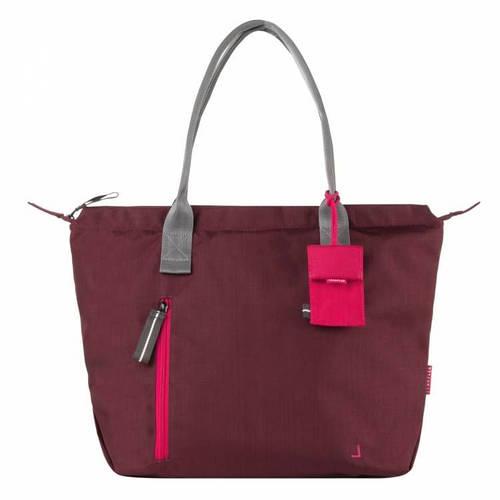 Стильная  городская сумка 32 л. Doozie Tote M Crumpler DZT-M-005 бордовый