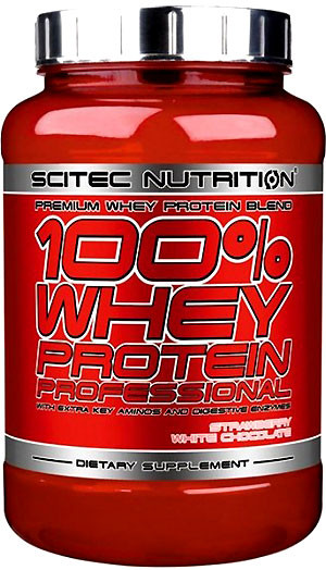 100% Whey Protein Professional (920 g )