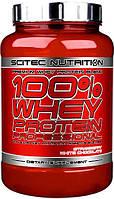 Сывороточный протеин 100% Whey Protein Professional Scitec Nutrition 920g (разные вкусы)