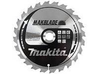 Пиляльний диск Makita 190x20 (24z) MAKBlade