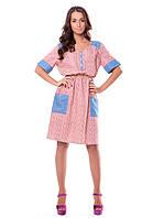 Феерическое женское платье привлекательной расцветки, фото 1