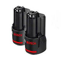 Аккумулятор Bosch Li-Ion 10,8 В, 2,0 Ач 2 шт, 1600Z00040