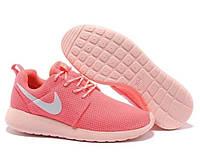 Nike Roshe Run коралловые