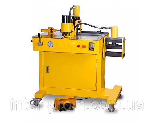 Станок гидравлический СРШ-150 ШТОК для резки, гибки и перфорации токопроводящих шин. , фото 2