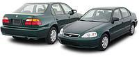 Защита двигателя и КПП Хонда Цивик (1992-1998) Honda Civic