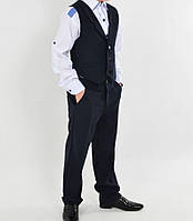 Школьный костюм для мальчика двойка  № 0220