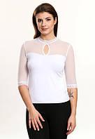 Вива белая блузка