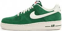 Мужские кроссовки Nike Air Force 1 Low Blazer Green, найк аир форс
