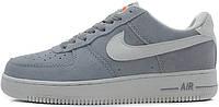Мужские кроссовки Nike Air Force 1 Low Blazer Gray, найк, найк аир форс